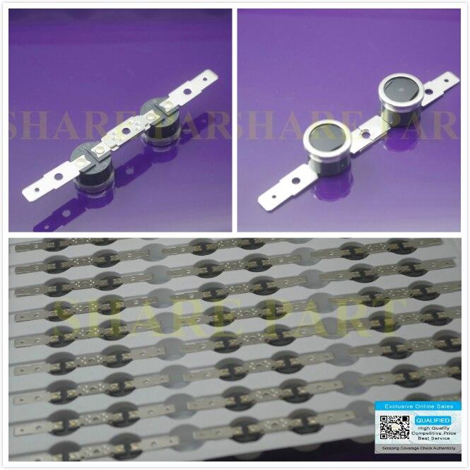 10 X original 4712-001031 THERMOSTAT for Samsung SCX3200 3205 5835 4623 4828 5330 5635 4824 4200 ML1660 3050 2850 2851 CLX3170 refill toner cartridge for samsung scx 4200 d4200a scx4200 scx 4200 scx d4200a exp eur reset chip printer toner cartridge parts