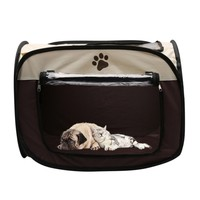Portable Pets Drying Box Folding House Dogs Buffs Hair Dryer Blow Box Bath Artifact Clean Grooming House Bag Pet Dry Room