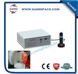 Free shipping DGYF-500D aluminium foil sealing machine for bottle (seal size 20-60mm)