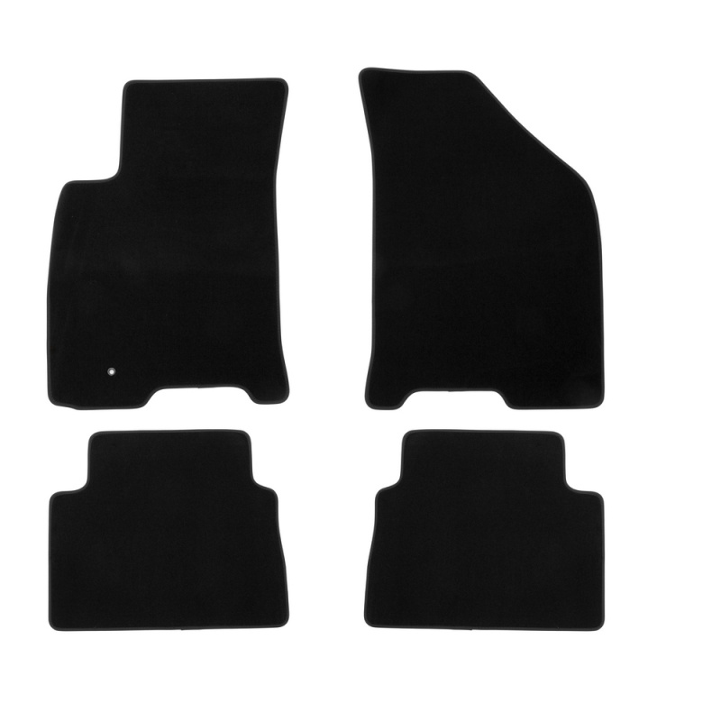 Mats in salon Klever Econom For CHEVROLET Lacetti, 2004-2012, сед... хб... ung... 4 PCs (textile) mats in salon сртк chevrolet еpikа 09 rubber ch ep 06 10 g 02043