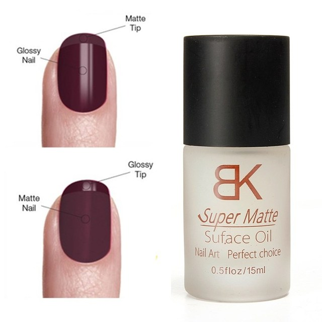How To Make Nail Polish Into Matte - Absolute cycle