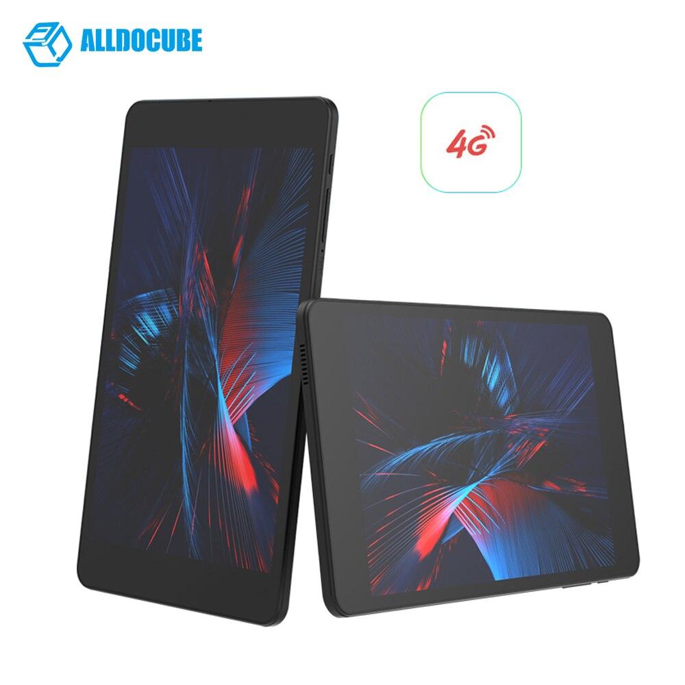 Android Tablet Pc 8 Pouces Alldocube M8 4g Appel Téléphonique Comprimés Android 8.0 Deca Core Table Phablet 3 gb 32 gb X27 Tablete Tablette