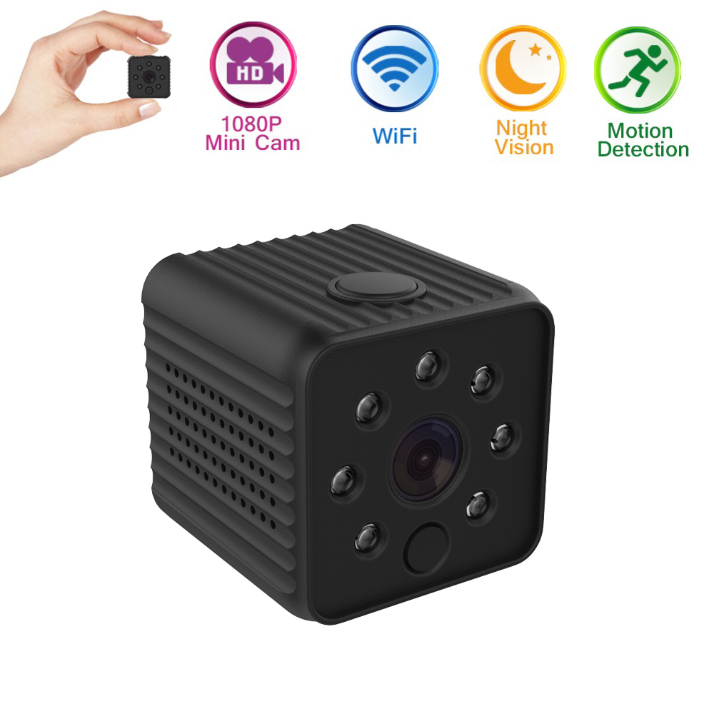 FHD 1080P mini camera ip wifi mini wireless ip night vision cam small micro video camcorder