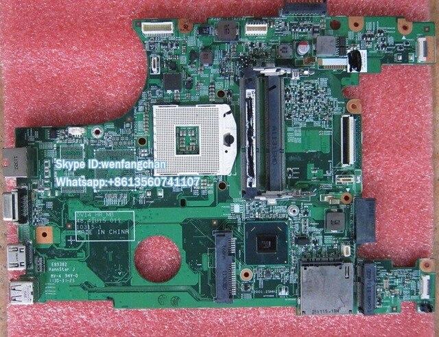 Laptop  motherboard  for 14R N4050 X0DC1 0X0DC1 CN-0X0DC1 DV14_HR_MB 48.4IU15.011 10315-1