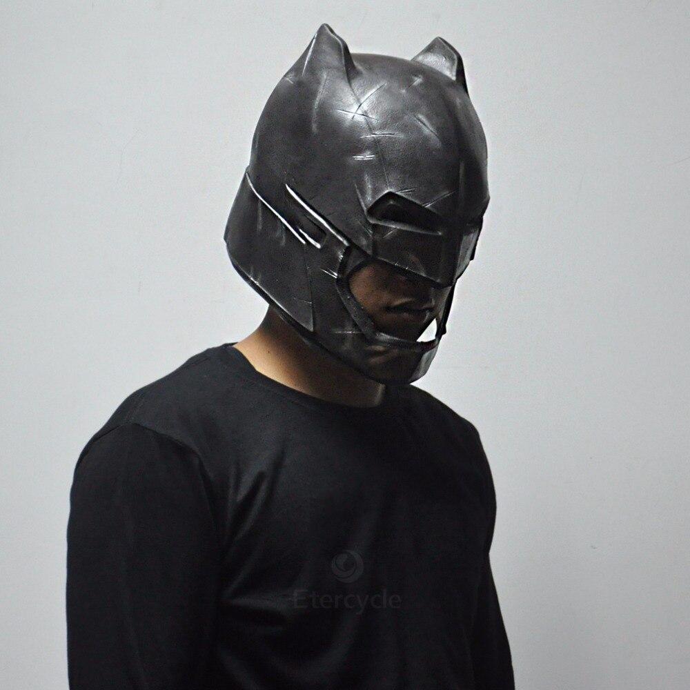 Batman Maskaları Yetkinlər üçün Halloween Maskası Tam Üz Latex - Şənlik aksesuarları - Fotoqrafiya 6