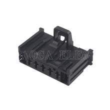 Terminal plug connectors jacket auto Plug socket Connector 5P connector without wire DJ70528A-2.8-21