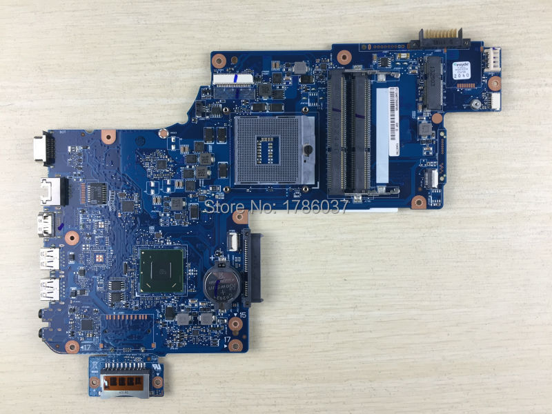 Free Shipping H000043480 for Toshiba Satellite L870 Intel series motherboard,All functions 100% fully Tested !! free shipping k000085590 la 5332p for toshiba satellite l500d l550d l555d series motherboard all functions 100