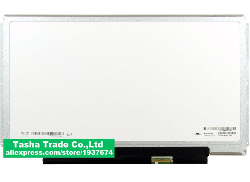 B133XW01 V5 B133XW01 V.5 Laptop LCD Screen Panel Display Screen Glossy LVDS 40pin 1366*768 Original New flat panel display
