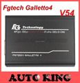 2017 Latest design A++ Real V54 FGTech Galletto 2 Master FG Tech2 eobd2 ! support BDM function No time limited DHL FREE!