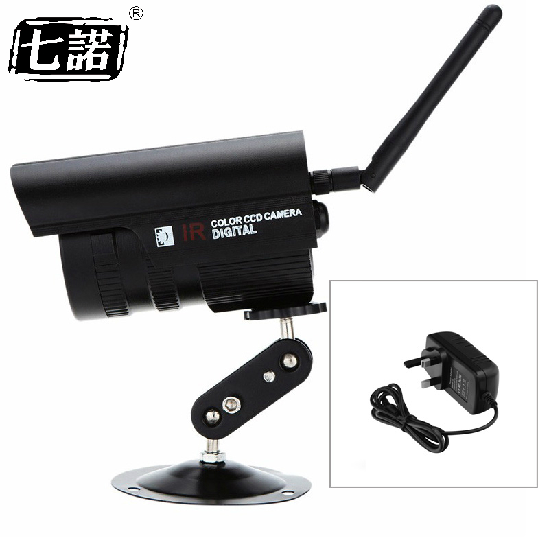 Seven Promise New Wifi 2.0mp Hd 1080p Ip Camera Wireless Outdoor Waterproof Metal Black Cctv Cmos Webcam Motion Detect Hot Sale сумка can promise kn82703 2014