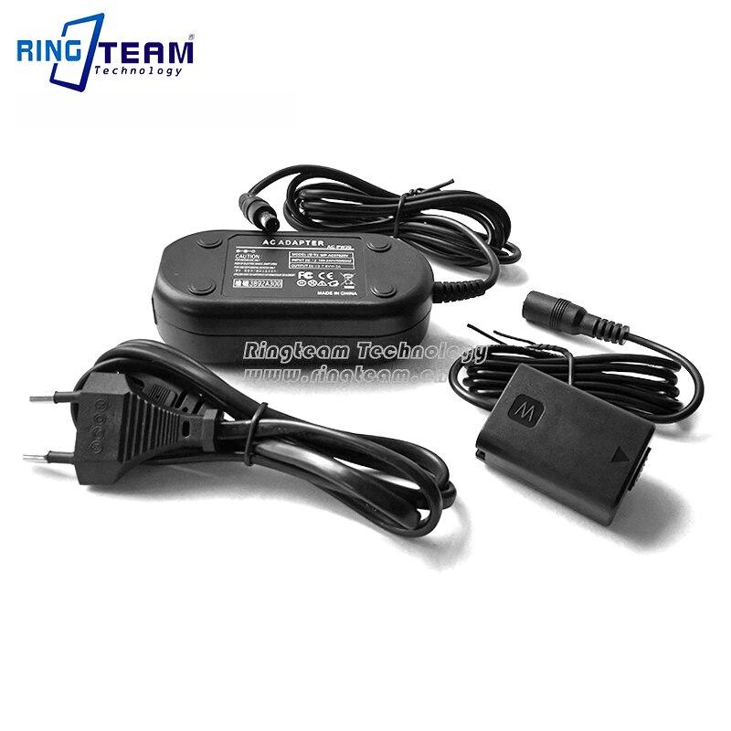 Adaptador de alimentación de CA AC-PW20 PW20 PW20AM para cámaras Sony Alpha A7 7R 7 s NEX-3 5 5 5 6 6 7 SLT-A33 A55 A65 II A7000 A6500 A6300 A6000