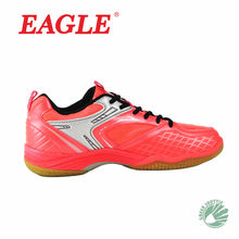 2019 New Genuine EAGLE High Breathable Mesh Badminton Shoes For Men And Women 3650 3655 Sport Sneakers(China)