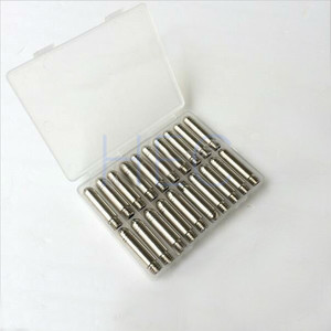 Image 5 - พลาสม่าตัด Electrode + เคล็ดลับ 100 ชุดสำหรับตัดไฟฉาย WSD60P AG60 SG55 มีดตัดเคล็ดลับ 200 PCS