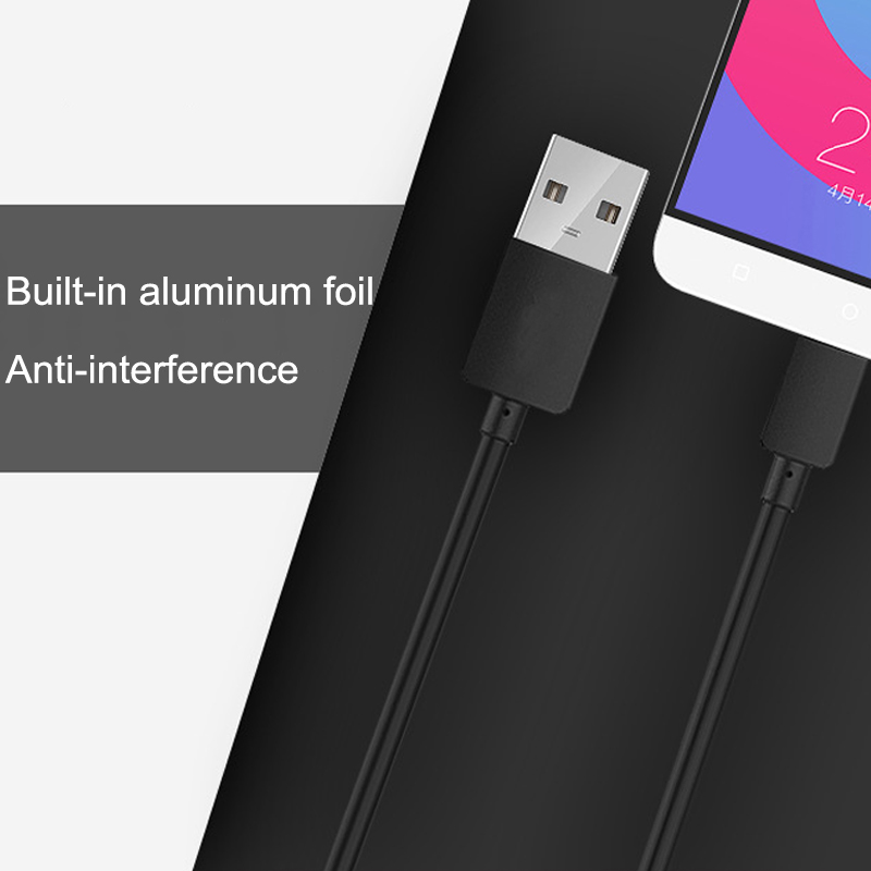 USB Type C Cable UBS-C 2A Fast Charging Type-C Cable Sync Data Cable for Samsung Note 8/S8 Huawei P10/9 Xiaomi MI5/6