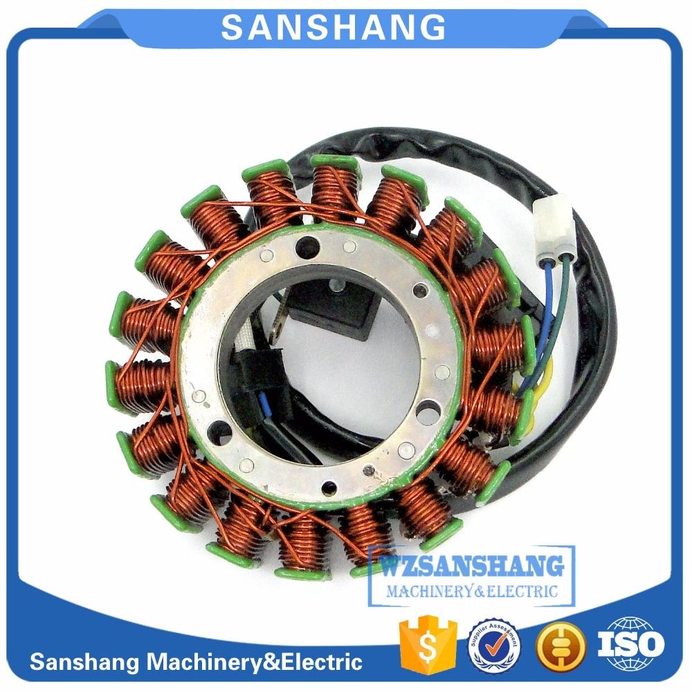CFMOTO CF500 CF600 X5 X6 Z6 Magnetic motor stator Magneto coil part no 0180 032000