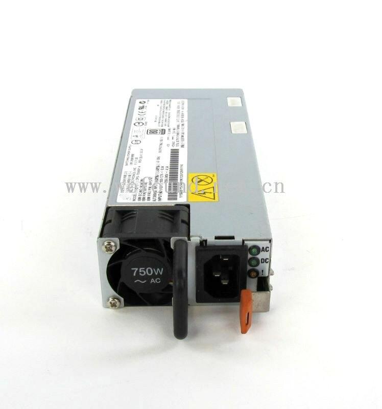 100% alimentation électrique Pour X3550 X3650 M4 94Y8116 94Y8115 DPS-750AB-1 Un 750 W Entièrement testé