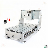 CNC 3020T Frame With 57mm Stepper Motor
