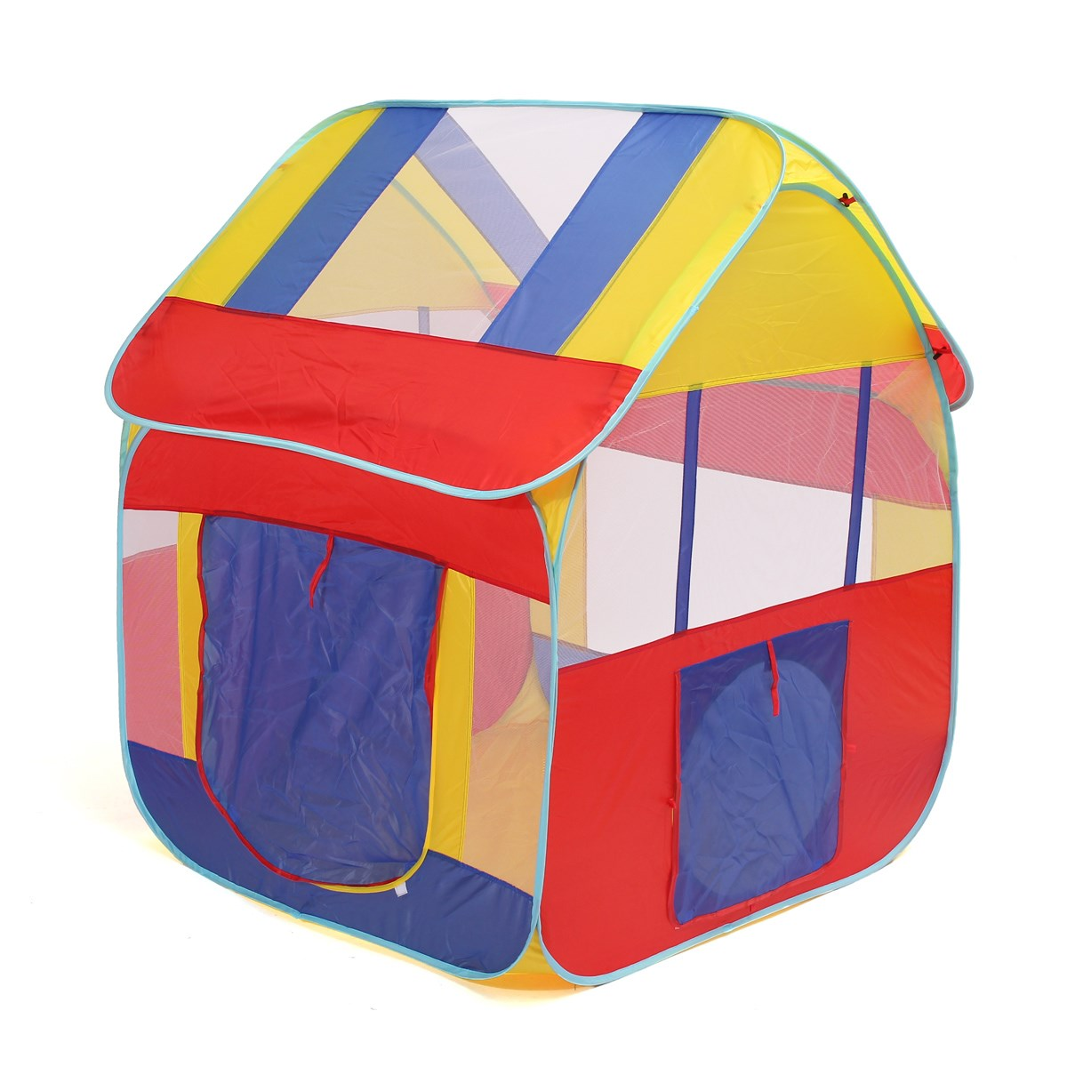 New Large Kids Play Tent Play Game House Indoor Outdoor Foldable C&ing Toy Tent For Children Baby Beach Tent Without Balls-in Toy Tents from Toys ...  sc 1 st  AliExpress.com & New Large Kids Play Tent Play Game House Indoor Outdoor Foldable ...