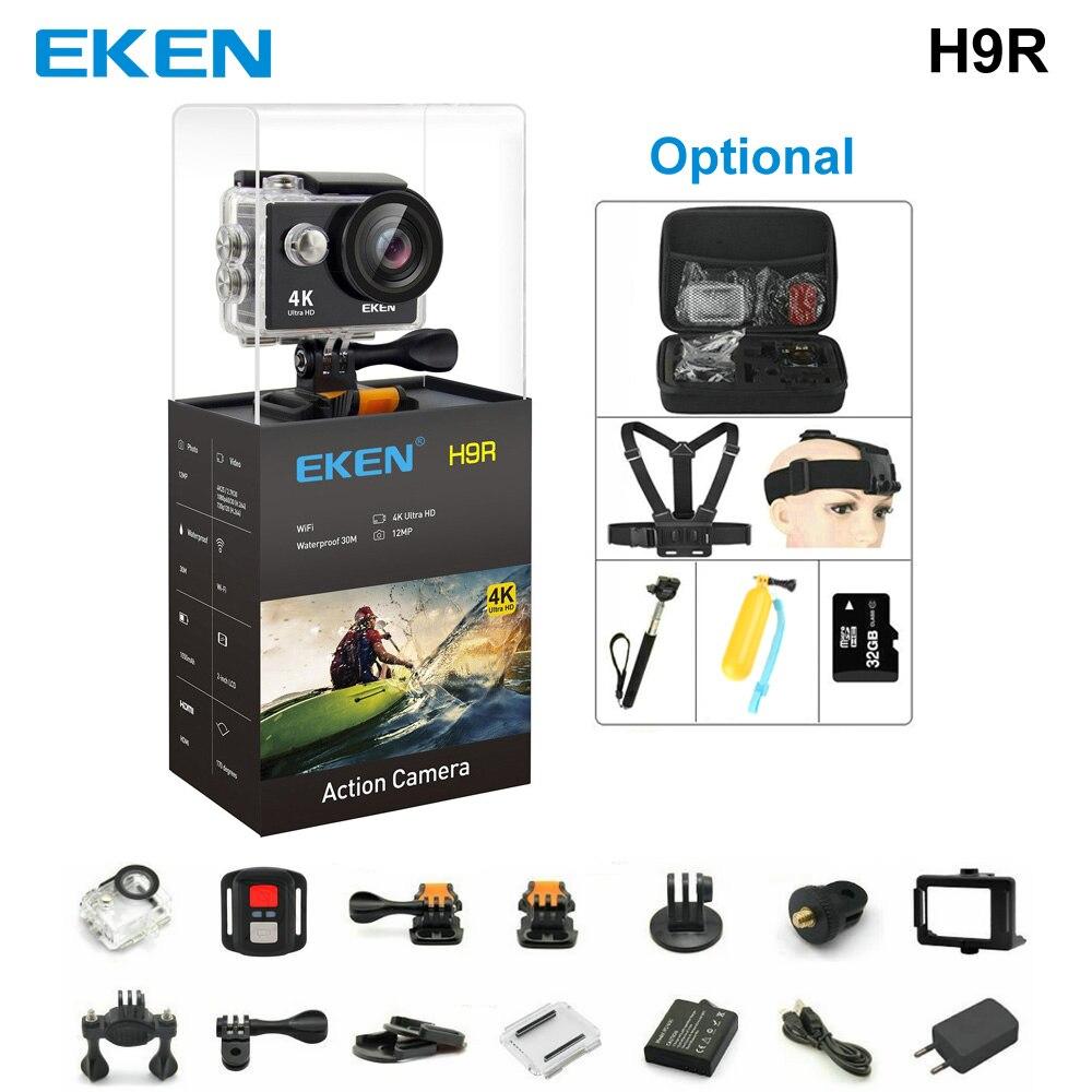 EKEN H9R Action Camera Ultra HD 4K Go Waterproof pro Sport Cam