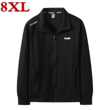 Plus Size 8XL 7XL 6XL 5XL New high quality Jacket Men Fashion Casual Loose Mens Sportswear Jackets