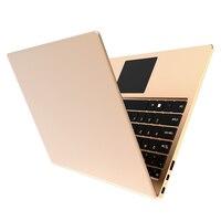 Портативный ПК 13,3 ноутбук Intel Celeron N3450 четырехъядерный ноутбук компьютер 4G ram + 64G + 256G SSD Mirco HDMI type c
