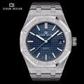 DIDUN Mens Watches Top Brand Luxury Quartz Watch Fashion Casual Business Watch Male Wristwatches Luminous 30m Water resistant