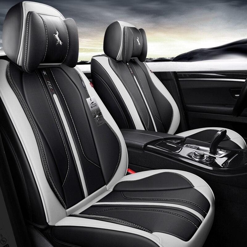 Housse de siège de voiture siège universel style de voiture pour BMW Audi BENZ VW Toyota Ford Hyundai Kia Nissan Mazda Lexus Volvo Acura 90% voitures