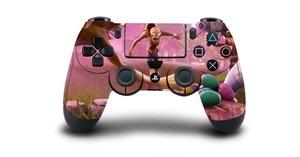 Image 5 - 1pc PS4 ソニーPS4 デカールのためのプレイステーション 4 のためdualshouck 4 ゲームPS4 スリム · プロコントローラーゲームパッドスキンステッカー