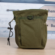 Outdoor Mountaineering Camping Climbing Bag Tactical Military Package Travel Recycling Bag Storage Bag Pouch Purse