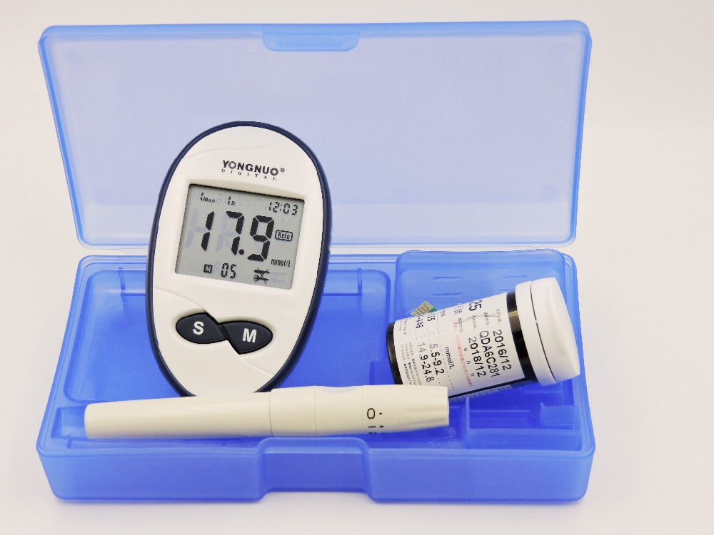 Глюкометр для инвалидов с сахарным диабетом