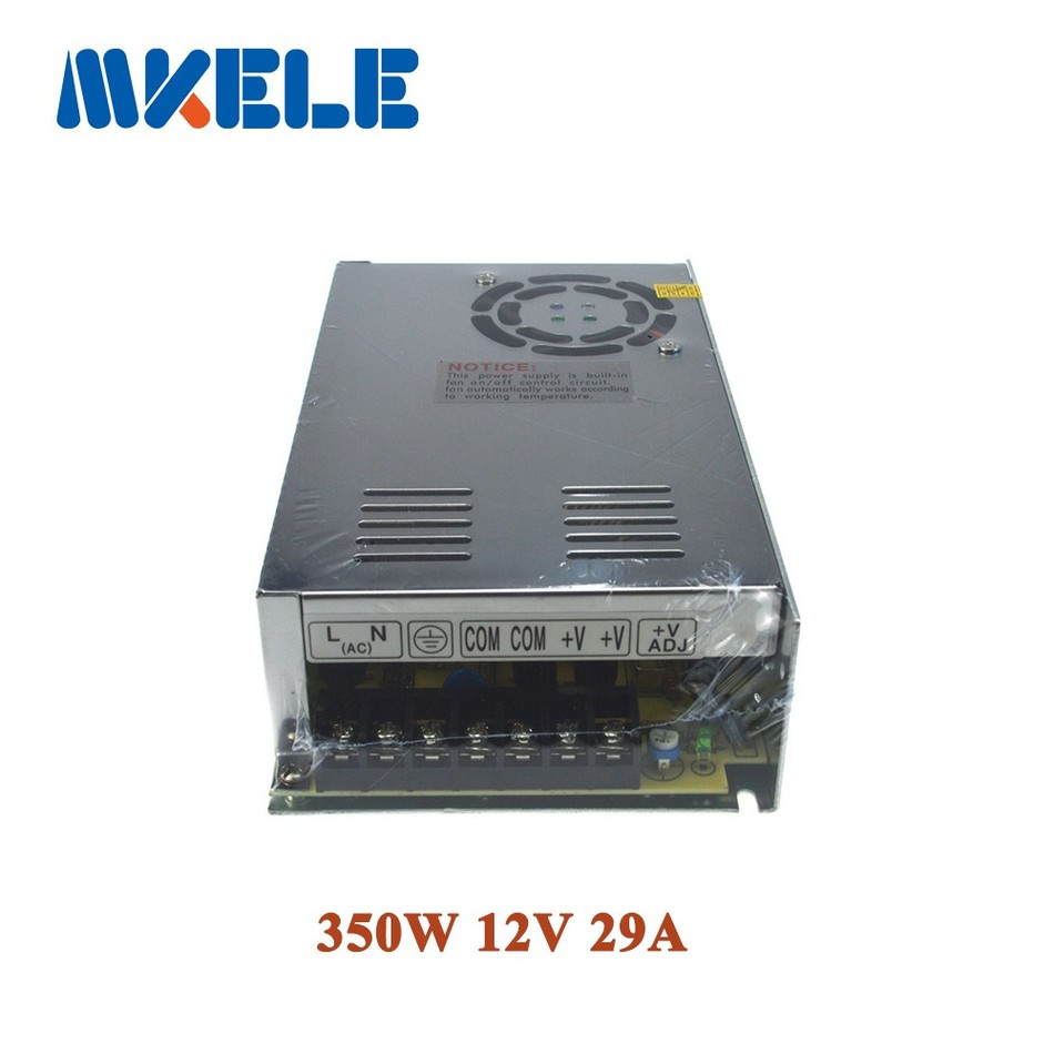110V 220V AC to dc 12V power supply 29A MS-350-12 350w switching power supply single output new type for led driver 20pcs 350w 12v 29a power supply 12v 29a 350w ac dc 100 240v s 350 12 dc12v