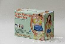 Slimming massage belt, swing fat shock, acupuncture belt