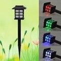 La lámpara solar del césped solar linternas pequeñas LED jardín lámpara decorativa pequeña Fangxing para lámparas.
