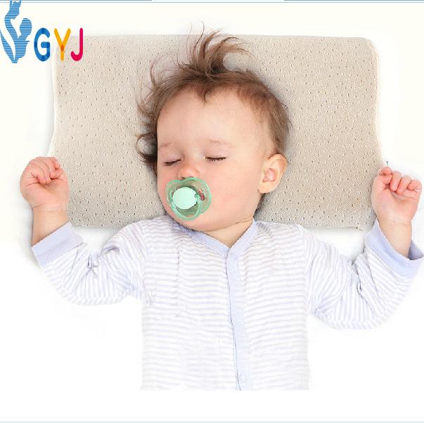 Crianças travesseiro 40 cm * 25 cm * 4.5/2 cm marca crianças viagem travesseiro para as crianças bebês bebê protect infantil da espuma da memória pescoço travesseiro para as crianças