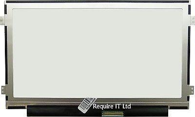 NEW 10.1 inch LED SLIM RAZOR LCD SCREEN GLOSSY FOR SAMSUNG NC110-AM4UK