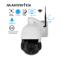 wifi ip camera ptz 1080p mini mid speed dome wireless security cameras outdoor pan tilt 4x zoom video surveillancec wifi ipcam