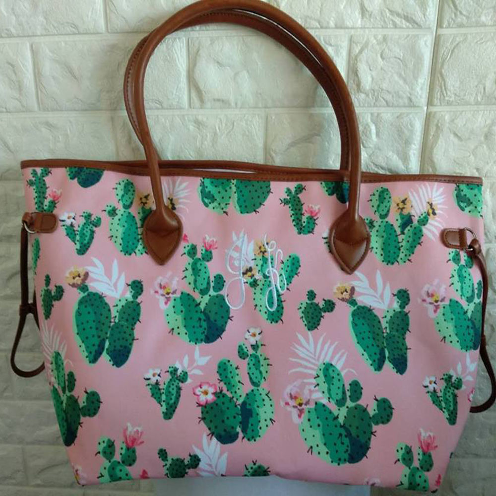 PRE-SALE Personalize Cactus Printed Womens
