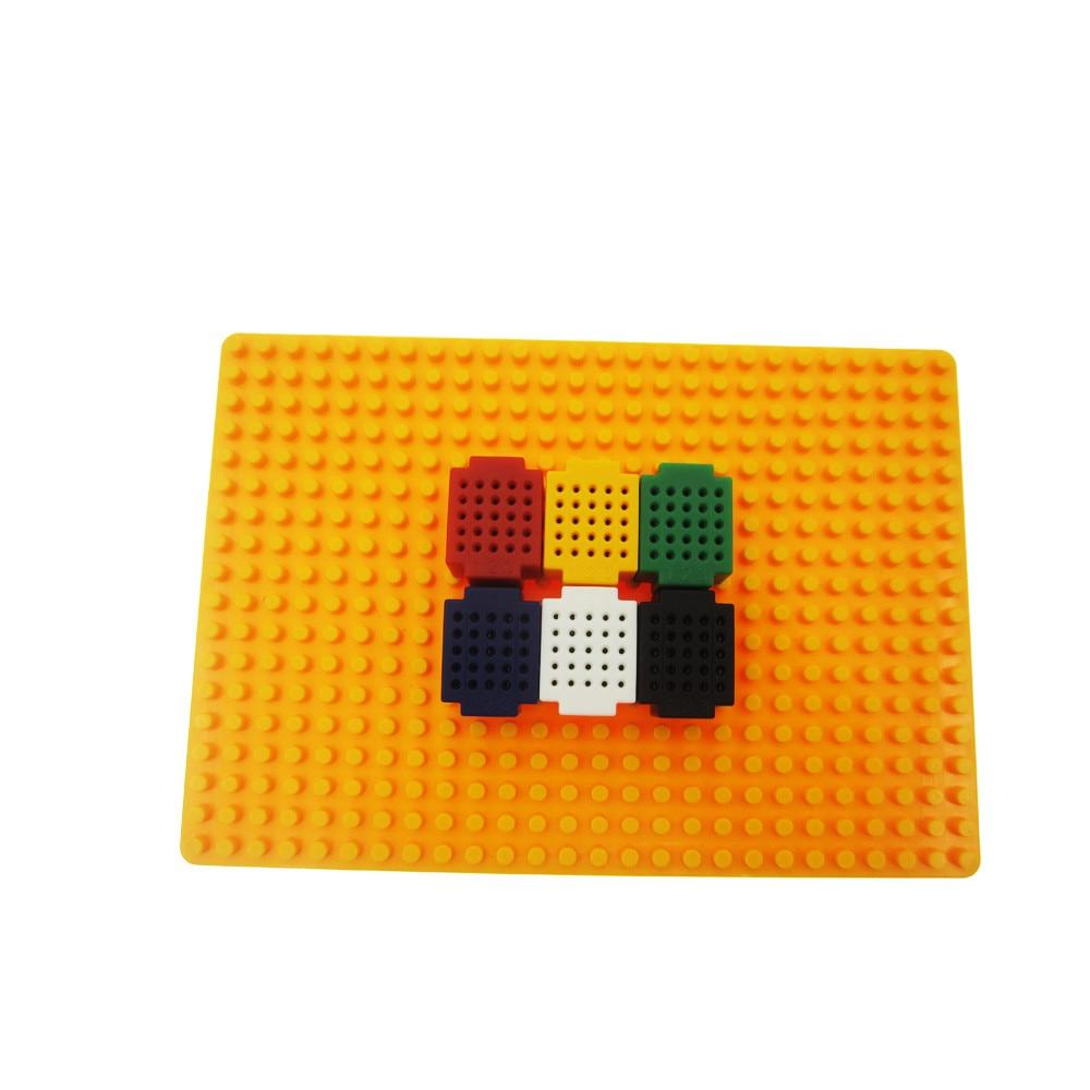 HAILANGNIAO 1set Board + 6pcs XF-25 Mini Breadboard (6 kinds of color) new in stock