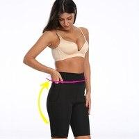 Sexywg Control Pants Neoprene Body Shaper Sweat Sauna Control Panties Butt Lifter Shorts Slimming Underwear Women