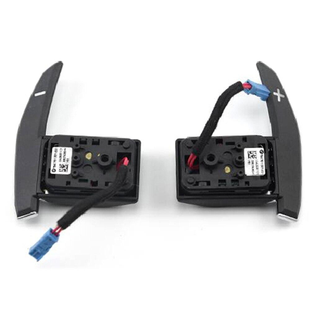 Copertura del Volante dell'automobile Del Cambio Paddle Extension Per BMW 1 2 3 4 SERIE F20 F30 X3 X5 F15 X6 auto Pezzi di Ricambio