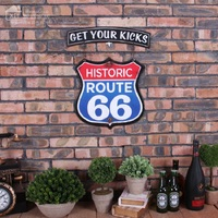 66 Iron sheet painting Vintage home decor Brass knuckles weapon bar cafe Decorative plates Metal Signs placas decorativas crafts
