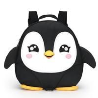 Kindergarten Kinder Cartoon Pinguin Schule Taschen 2021 Kinder Mini Rucksack Wasserdicht Schulranzen Satchel für jungen und mädchen