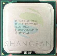 Desktop CPU Intel Core 2 Duo Cpu E6550  SLA9X 2.33GHz 4MB/1333MHz processor LGA 775