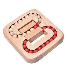 Criativo brinquedo de bloqueio de madeira inteligência ming luban fechaduras tradicional cérebro teaser quebra-cabeça brinquedos educativos ancestral fechaduras crianças