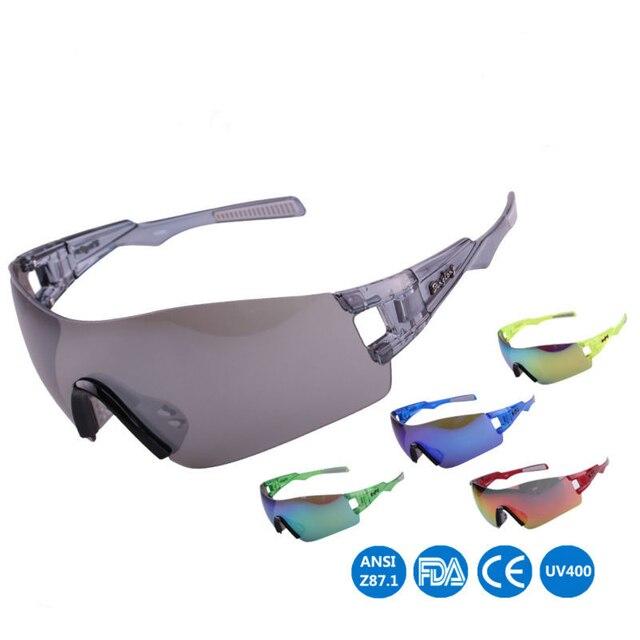 Homens de bicicleta Óculos de esportes Executando as mulheres Ciclismo  Óculos De Sol PC lente Condução 253720d7ff