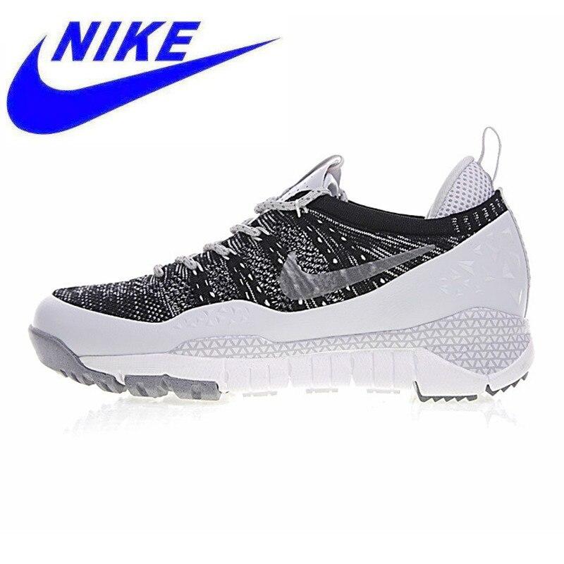Original NIKELAB FLYKNIT ACG LOW Men s Running Shoes  fd3950c4d6a3