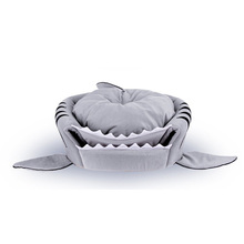Warm Shark Soft Dog House