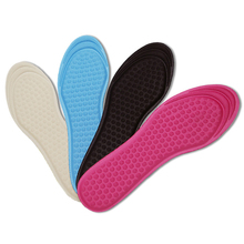 1 Pair Insoles Feet Care Chinese Herbology Deodorant Insoles & Shoes Inserts With Massage Points For Men Shoes Insoles Th0198