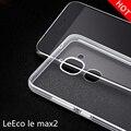 """Leeco le max2 case x820 letv le max 2 tampa traseira silicone funda leeco coque 32 gb x821 suave silicone tpu le eco max2 le 2 max 5.7"""""""
