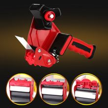 цена на Heavy Duty Tape Gun Dispenser Sealing Packaging Parcel Cutter Machine Manual Packing Tool